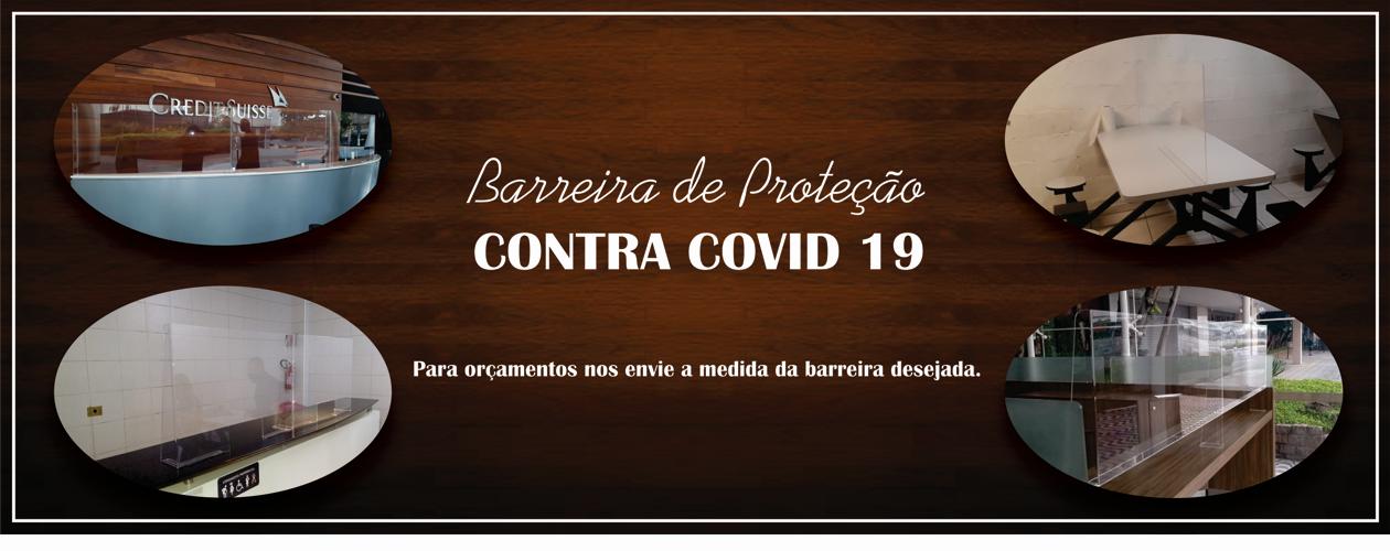 Barreira de Proteção contra COVID