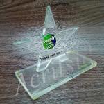Fábrica de troféus em acrílico